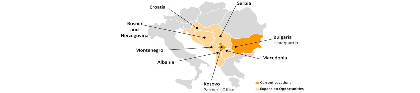 Regional market expansion